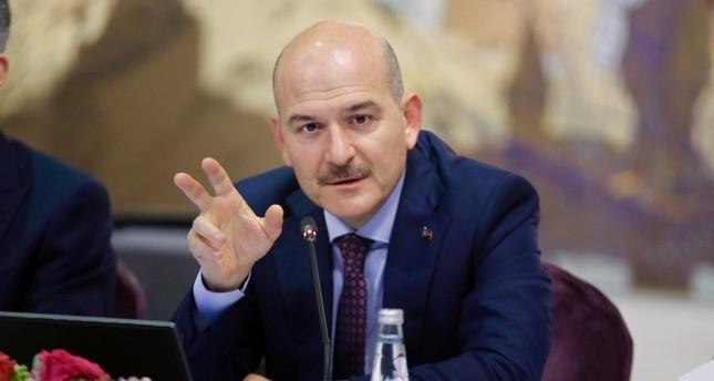 وزير الداخلية التركي: سنرحل عناصر داعش إلى بلدانهم سواء أُسقطت جنسيتهم أم لا