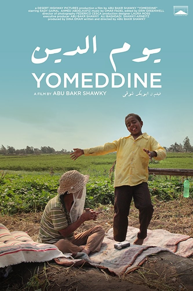 In ,Yomeddine,, a Coptic leper and his orphaned apprentice leave the confines of their colony for the first time and embark on a journey across Egypt to search for what is left of their families.
