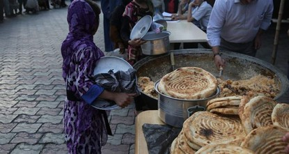 Afghanistan's heavenly bread spreads smiles on Earth