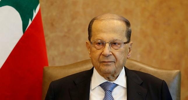 الرئيس اللبناني: لم نعد قادرين على تحمل تداعيات النزوح السوري
