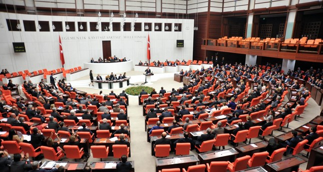 Currently, there are 82 women parliamentarians in Parliament, 34 of whom are from the AK Party and two of them are ministers, a first in Turkey's history.