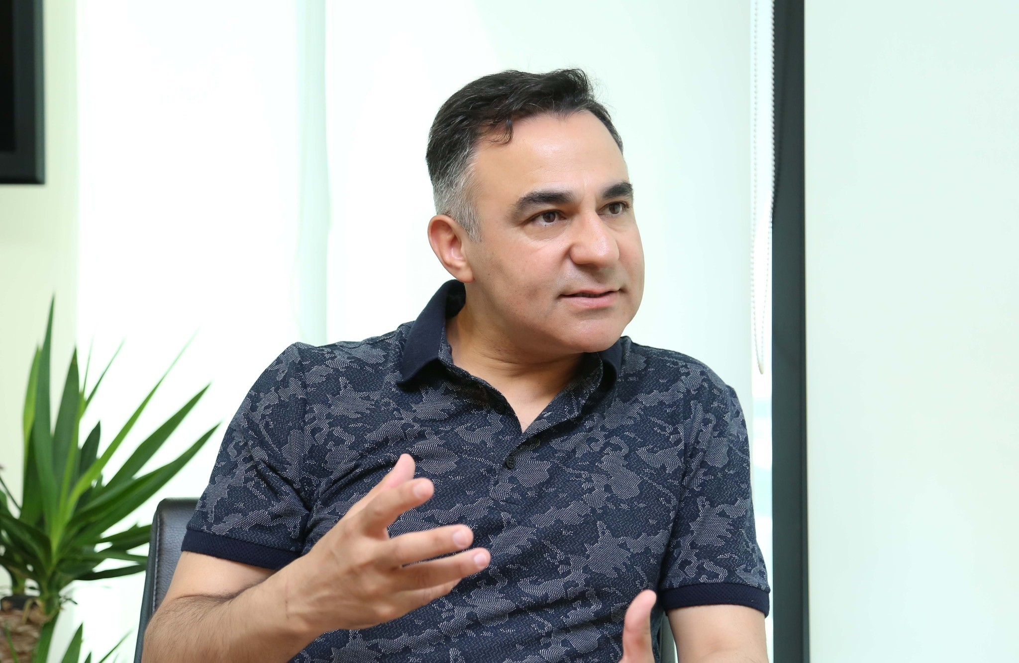 Dr. Murat Aslan asserted that PKK canu2019t sustain itself in the northern Syria region anymore.