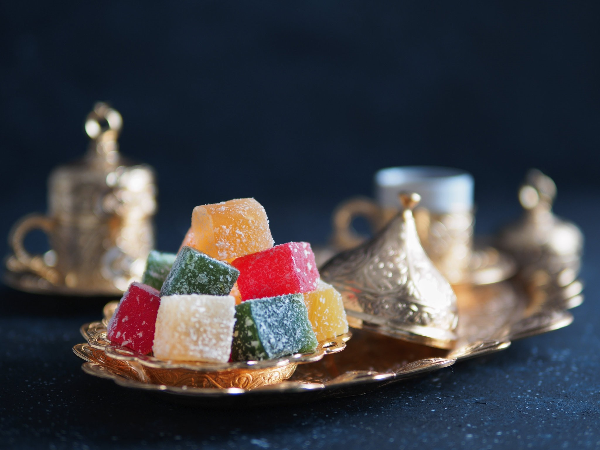 It took lokum (Turkish delight) two centuries to be considered a proper sweet in the Ottoman Empire, but since then it has become a symbol of Turkish culture.