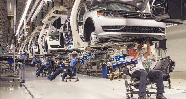 VW reportedly chooses Turkey for new mega factory investment