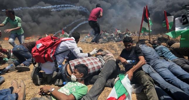 متحدث الحكومة التركية: واشنطن تتحمل إلى جانب تل أبيب مسؤولية مجزرة اليوم بحق الفلسطينيين