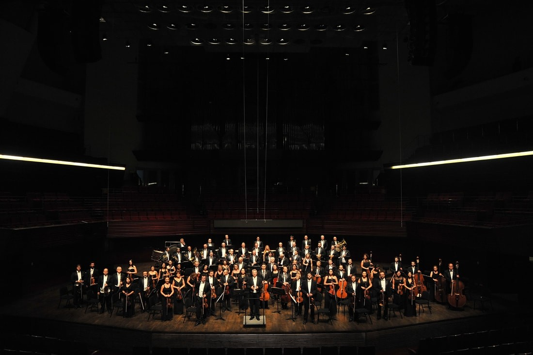 u0130u015f Sanatu2019s new season will be opened with a concert by the Presidential Symphony Orchestra.