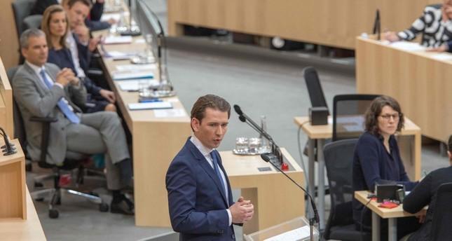 البرلمان يسحب الثقة من المستشار النمساوي إثر فضيحة إيبيزا