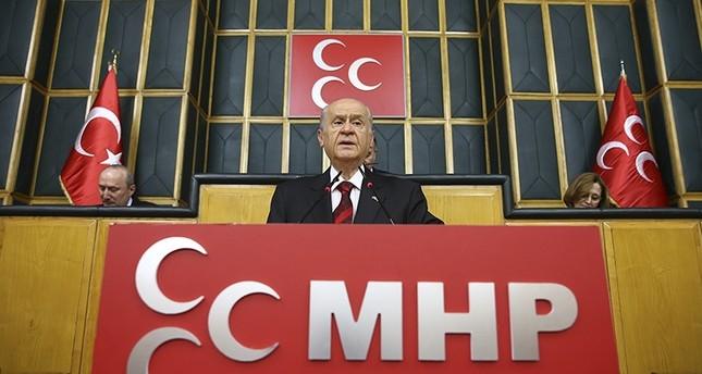 زعيم القوميين الأتراك: مستعدون لدعم إعادة عقوبة الإعدام