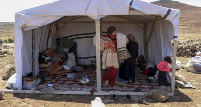 Syrian regime offensive leaves 55,000 children without aid