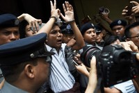 Myanmar rejects Reuters journalists' appeal against 7-year sentence over Rohingya probe