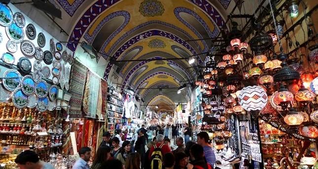 سوق إسطنبول المسقوف.. معلم تاريخي ومحال تجارية تعود لمئات السنين