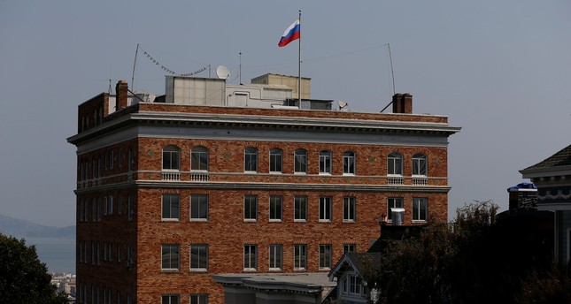 The Consulate General of Russia is seen in San Francisco, California, U.S. on September 2, 2017. (REUTERS Photo)