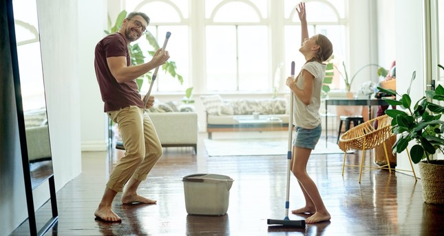 You can turn house cleaning into a fun activity instead of a burden.