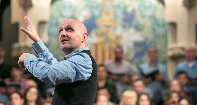'Iberian Blue' concert to bring Spanish breezes to Ankara with maestro Josep Vila i Casanas