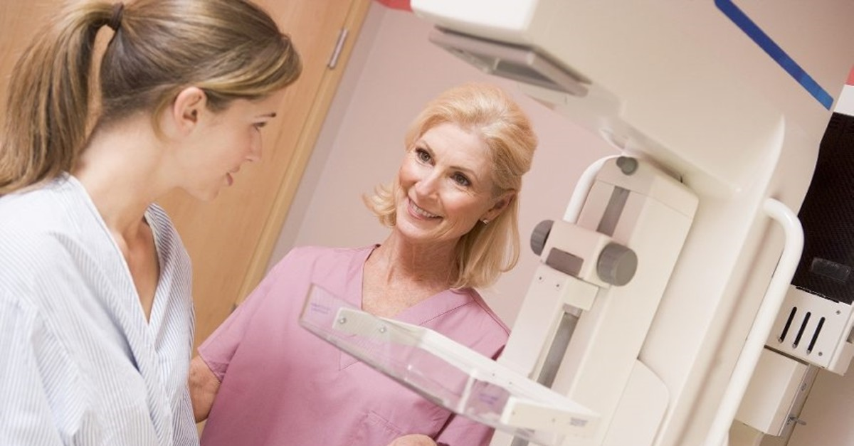 The Health Ministry offered free breast cancer scans to 1.7 million people.