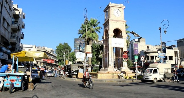 مركز مدينة إدلب