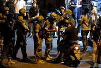 Lebanon remains paralyzed amid calls for more rallies