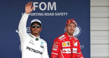pFerrari's Sebastian Vettel enters Sunday's United States Grand Prix knowing he must end a poor run of results if he is to have any chance of denying Lewis Hamilton the Formula One world...