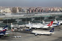 Passenger traffic in Turkey's airports increases 15.3 pct in November, 11-month rise at 10.5 pct