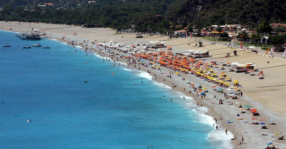 Turkeyu2019s top tourism destination Antalya hosted above 10 million foreign tourists during the period of Jan. 1 to Aug. 22 this year with an increase of 17.6% compared to the same period last year.