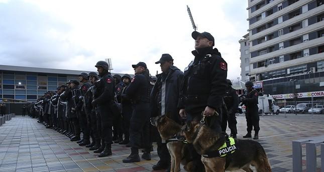 الشرطة الكوسوفية: إحباط هجوم لـداعش ضد منتخب إسرائيل لكرة القدم