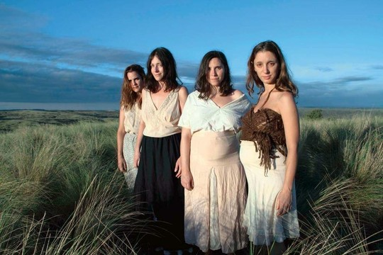 """In """"La Flor"""" (""""The Flower""""), four actresses play various characters in six different stories."""