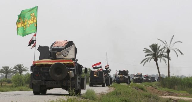 قوات الحشد الشعبي في العراق من الأرشيف