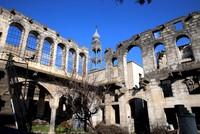 Gov't-sponsored restoration of Diyarbakır churches begins