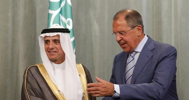 مباحثات سعودية روسية.. وقضيتا فلسطين وسوريا على الطاولة