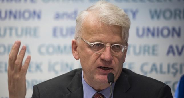 Deutscher EU-Botschafter in Ankara tritt zurück