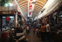 Shopping continues in Şanlıurfa's centuries-old Grand Bazaar