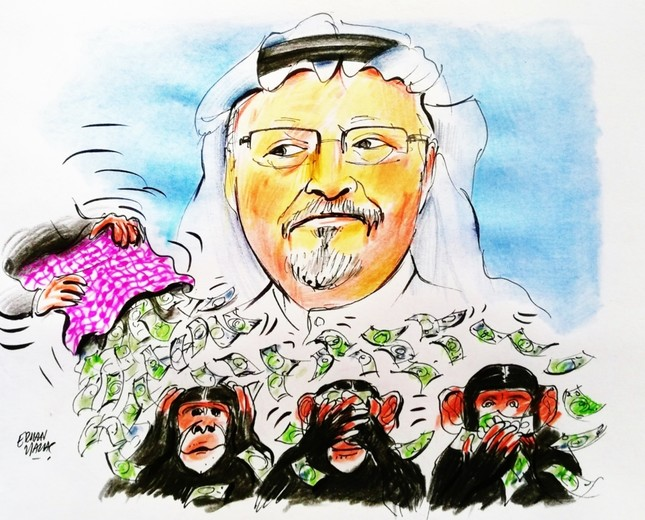 Khashoggi murder exposed world's double standards, not just MBS's ugly side