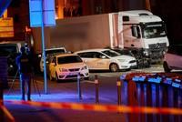 Limburg: Neun Verletzte bei Lkw-Zwischenfall