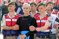 Senior plotters of July 15 Gülenist coup attempt face court amid high security