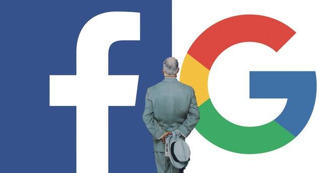 أزمة في بريطانيا بسبب غوغل وفيسبوك