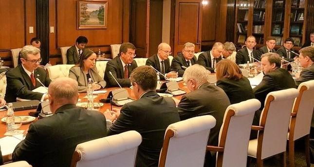 شيمشك: الاجتماع التركي الروسي كان مثمرا ويمكننا التوصل إلى حلول سريعة