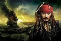 Jack Sparrow might be inspired by a Muslim captain