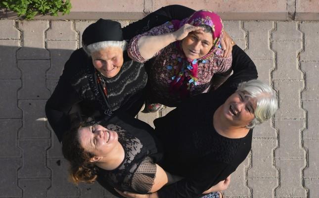 Arslanköy Women's Theater Group will represent Turkey at Stuttgart European Theaters Festival.