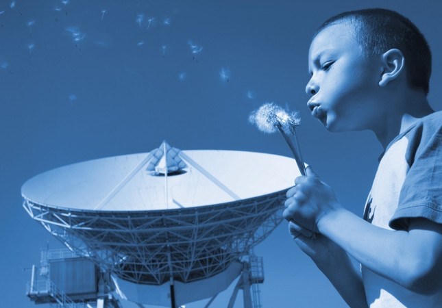 Global cooperation replaces competition in satellite sector
