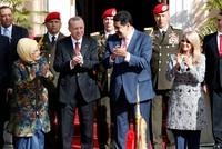 Turkey working to 'diversify and deepen' cooperation with Venezuela: Erdoğan