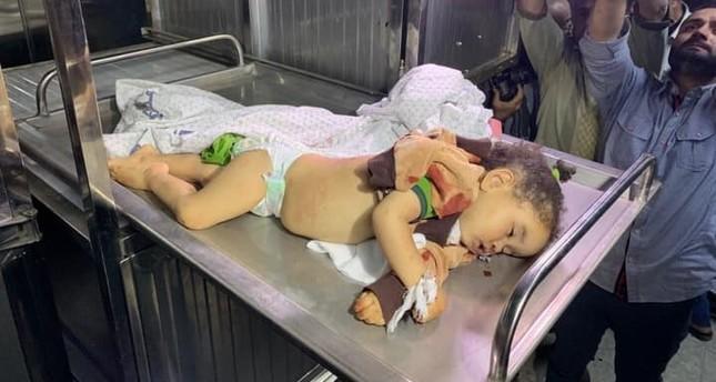 إسرائيل تقتل رضيعة في قطاع غزة