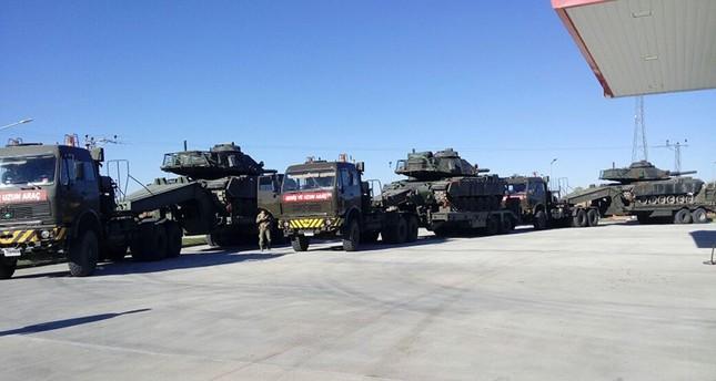وزير دفاع تركيا: التعزيزات إلى الحدود مع العراق استعدادا لمحاربة الإرهاب