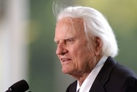 'America's pastor' Billy Graham dies at 99