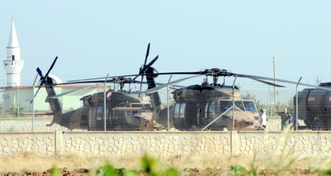 Turkey, US hold 6th joint air patrol over Syria for planned safe zone
