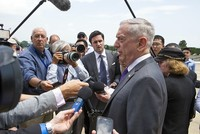 US Defense Sect. Mattis backs space-focused military command