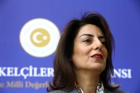 Turkey's Ambassador to Malaysia Başak Türkoğlu (AA Photo)