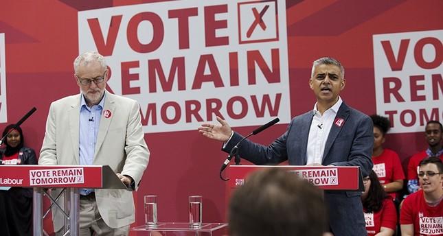 بدء الاقتراع في الاستفتاء التاريخي على عضوية بريطانيا بالاتحاد الأوروبي