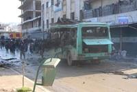 Bomb blast kills at least 4 in Syria's Afrin: reports