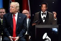 Trump slams Jay-Z, says black jobless rate at record low