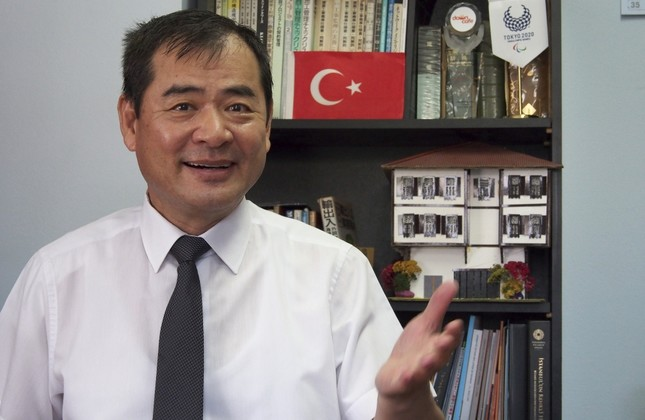 Yoshinori Moriwaki said he has visited at least 58 cities in Turkey, with Safranbolu, in the central province of Karabük, among his favorites.